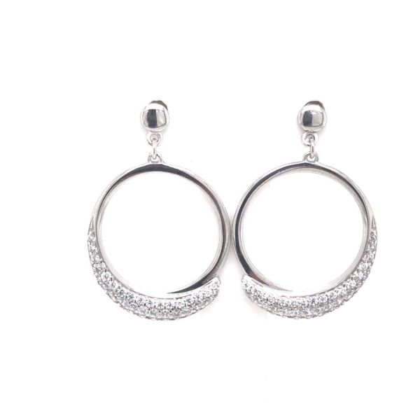 Silver Earrings Van Adams Jewelers Snellville, GA