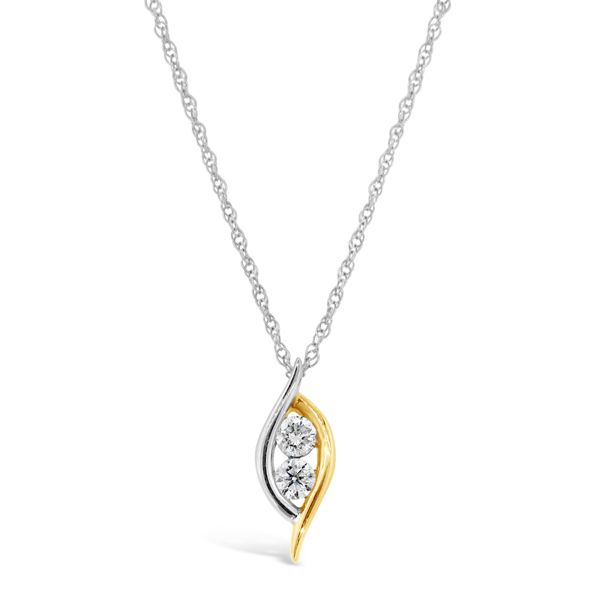 Simply Diamonds Diamond Fashion Necklace Van Adams Jewelers Snellville, GA