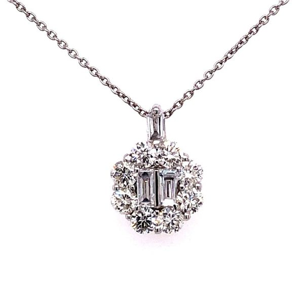 Diamond Fashion Necklace Van Adams Jewelers Snellville, GA