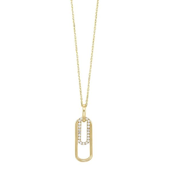 10 Karat Yellow Gold Necklace Van Adams Jewelers Snellville, GA