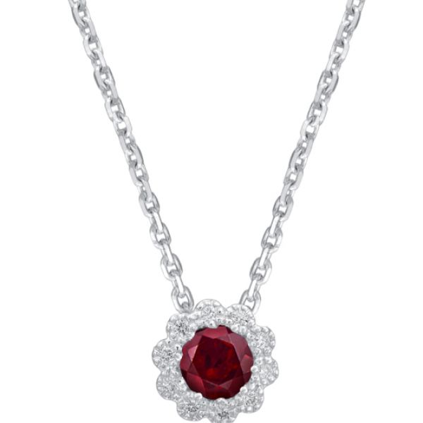 Ron Rosen Colored Gemstone Necklace Van Adams Jewelers Snellville, GA
