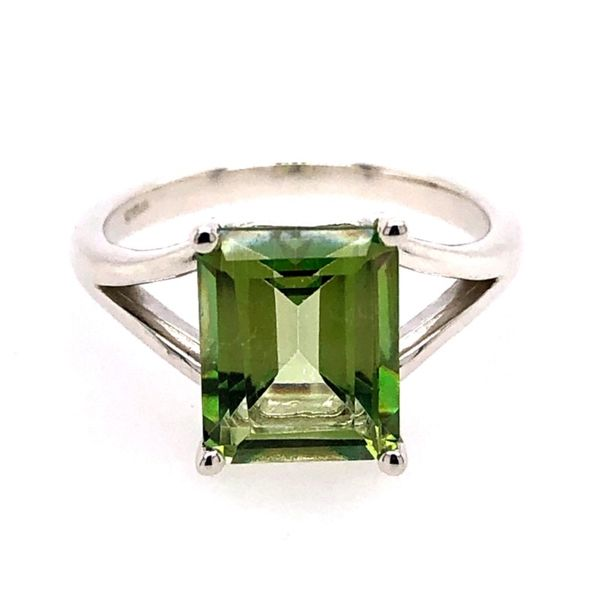 Peridot Ring Van Adams Jewelers Snellville, GA