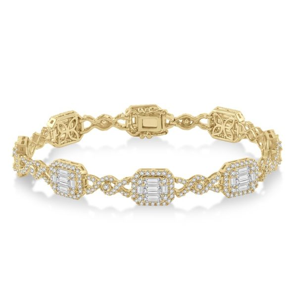 Diamond Fashion Bracelet Van Adams Jewelers Snellville, GA
