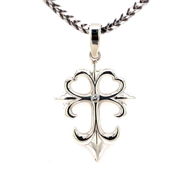 Men's Cross Necklace Van Adams Jewelers Snellville, GA