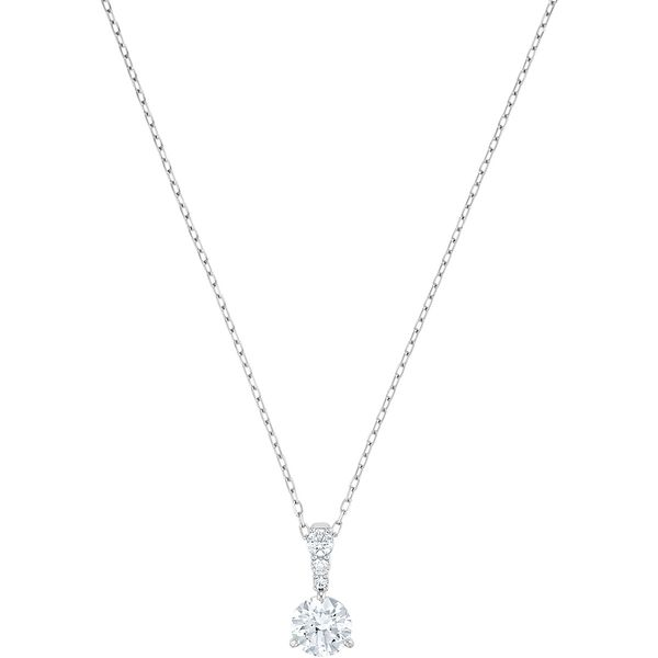 Swarovski Solitaire Necklace Van Adams Jewelers Snellville, GA