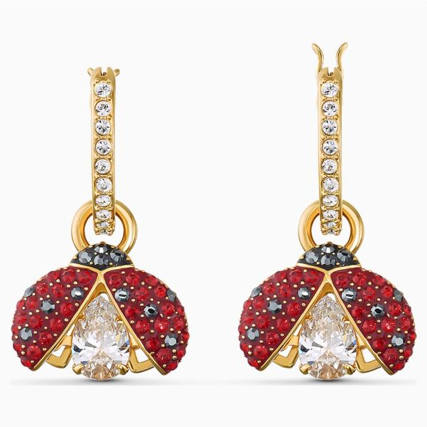 Swarovski Crystal Earrings Van Adams Jewelers Snellville, GA