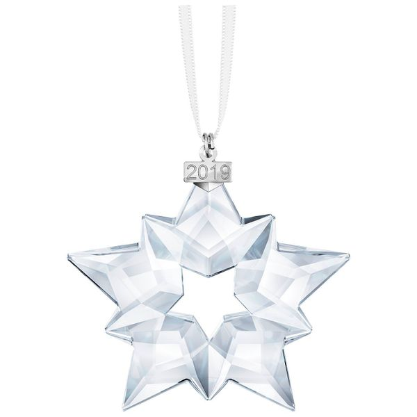 Swarovski Crystal Annual Ornament Van Adams Jewelers Snellville, GA