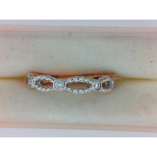 Lady's Eternity Band Van Scoy Jewelers Wyomissing,