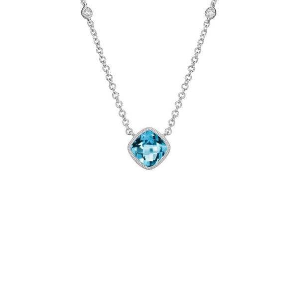 Blue Topaz Necklace Van Scoy Jewelers Wyomissing,