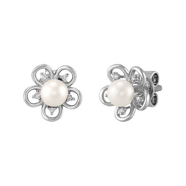 PEARL EARRINGS Van Scoy Jewelers Wyomissing,