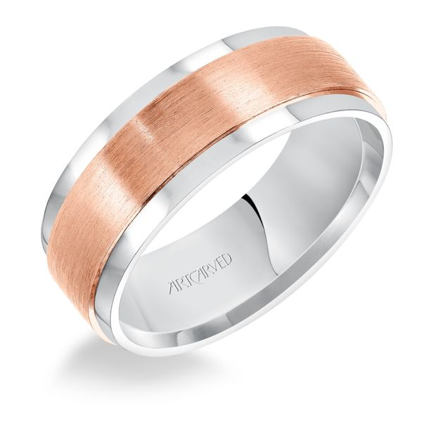 MEN'S WEDDING BAND Van Scoy Jewelers Wyomissing,