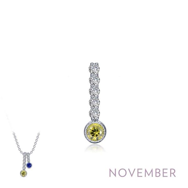 LAFONN NOVEMBER BIRTH CHARM Van Scoy Jewelers Wyomissing,