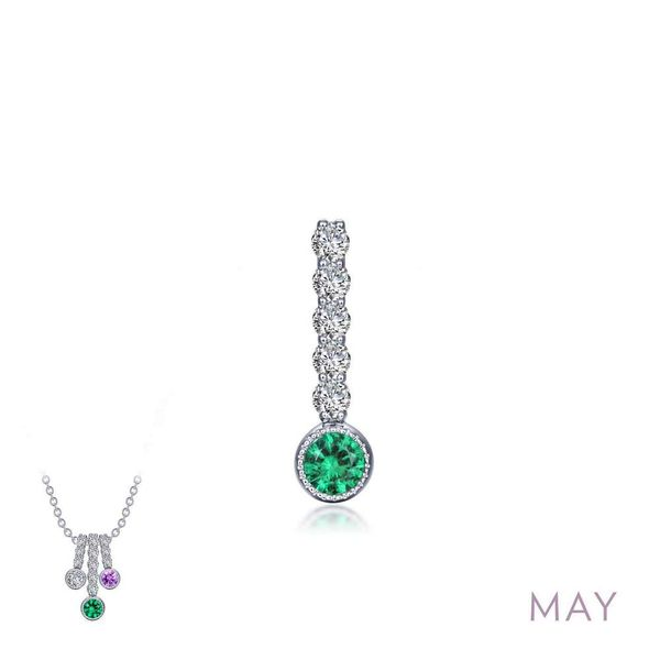 LAFONN MAY BIRTH CHARM Van Scoy Jewelers Wyomissing, PA