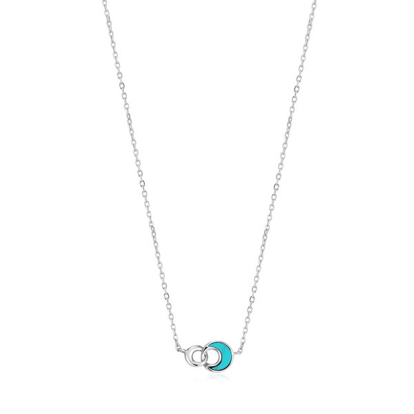 STERLING SILVER NECKLACE | ANIA HAIE Van Scoy Jewelers Wyomissing, PA