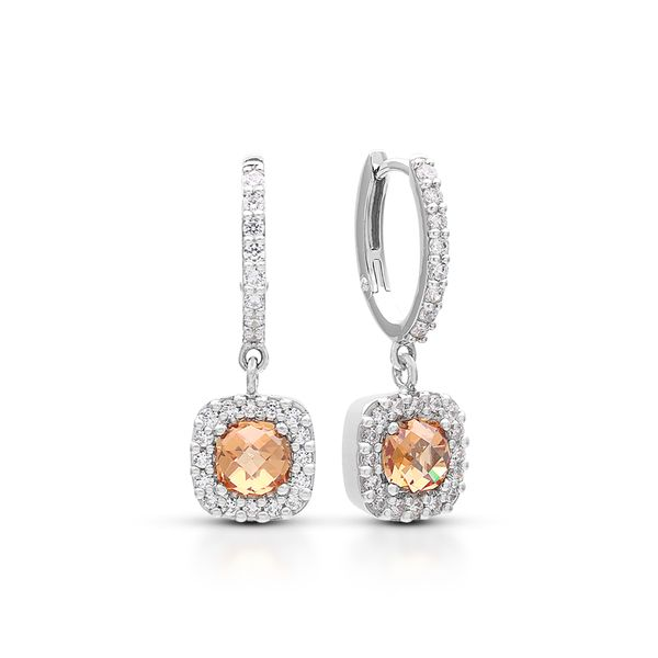Belle Etoile Earrings Van Scoy Jewelers Wyomissing,