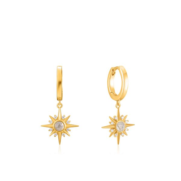 ANIA HAIE | STERLING SILVER EARRINGS Van Scoy Jewelers Wyomissing, PA