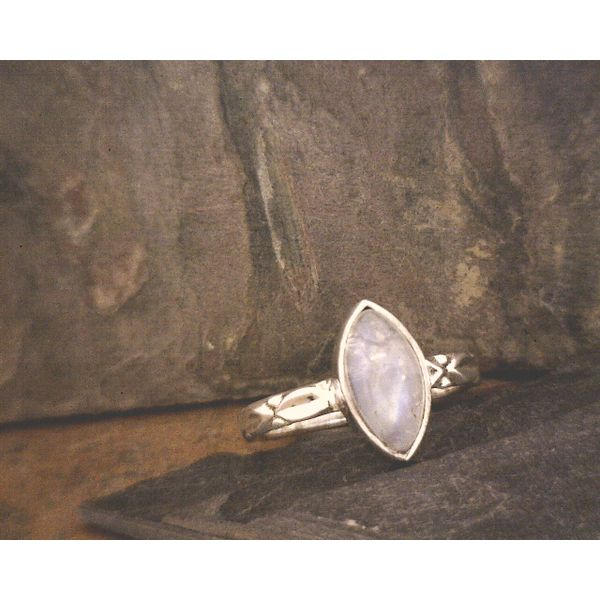 Sterling Petite Marquis Moonstone Vulcan's Forge LLC Kansas City, MO