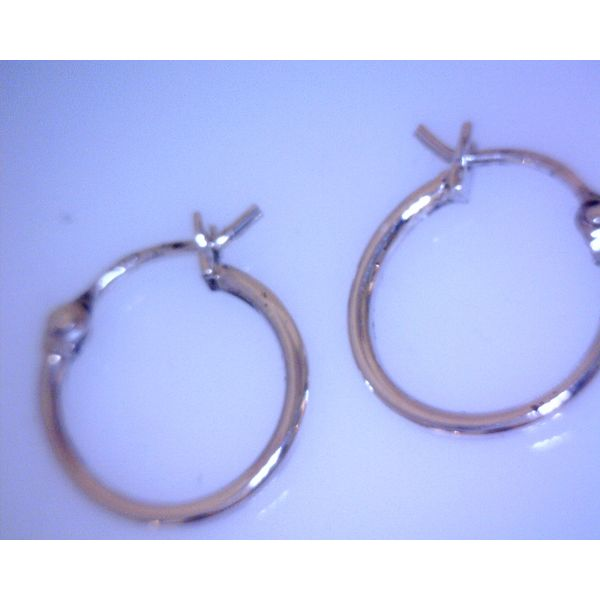 silver hoops Vulcan's Forge LLC Kansas City, MO