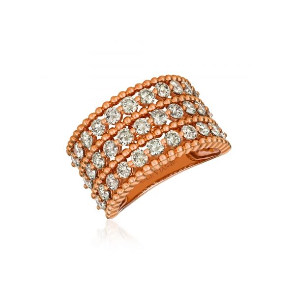 Ring by Le Vian from the Creme Brulee Collection Wesche Jewelers Melbourne, FL