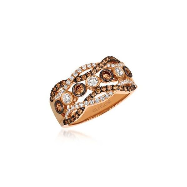 Fashion Ring  by Le Vian from the Chocolatier Collection Wesche Jewelers Melbourne, FL