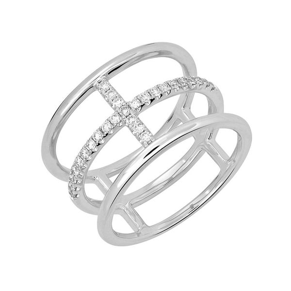 3-Row Fashion Ring by Chatham Wesche Jewelers Melbourne, FL