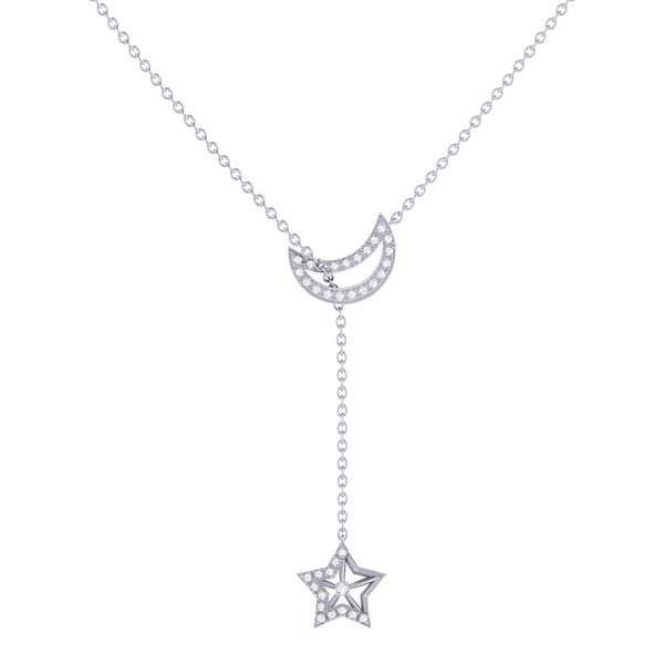 "Diamond Shooting Star ""Y"" Necklace from LuvMyJewelry Wesche Jewelers Melbourne, FL"