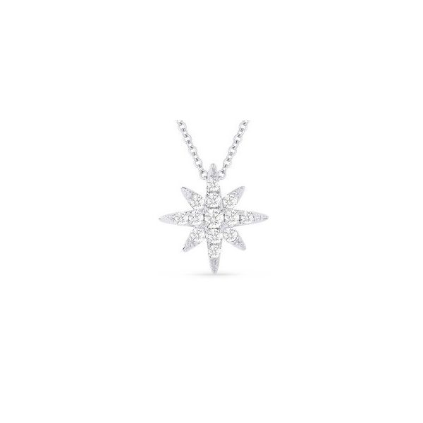 """North Star"" Pendant by Madison L Wesche Jewelers Melbourne, FL"