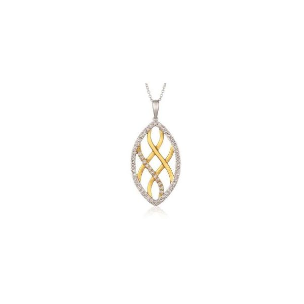 Fashion Pendant by Le Vian from the Creme Brulee Collection Wesche Jewelers Melbourne, FL