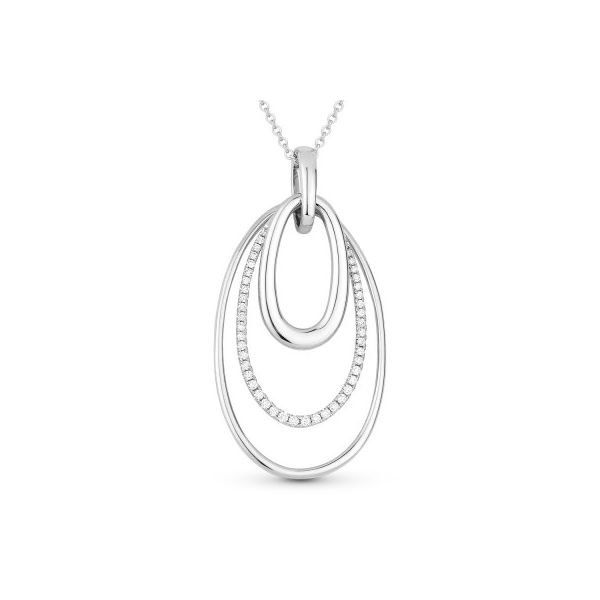 """Loops"" Pendant by Madison L Wesche Jewelers Melbourne, FL"
