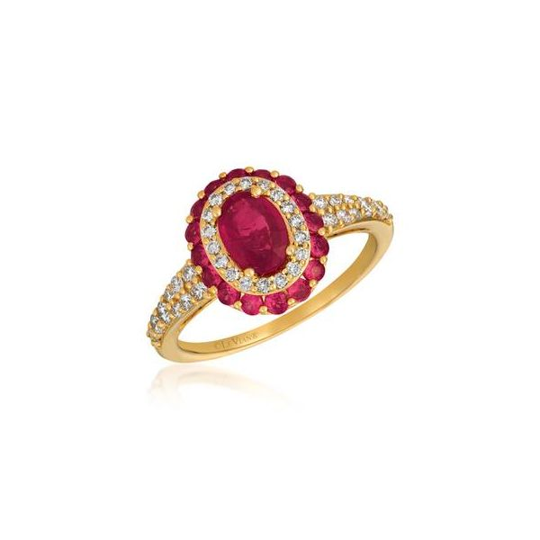 Passion Ruby Ring by Le Vian Wesche Jewelers Melbourne, FL