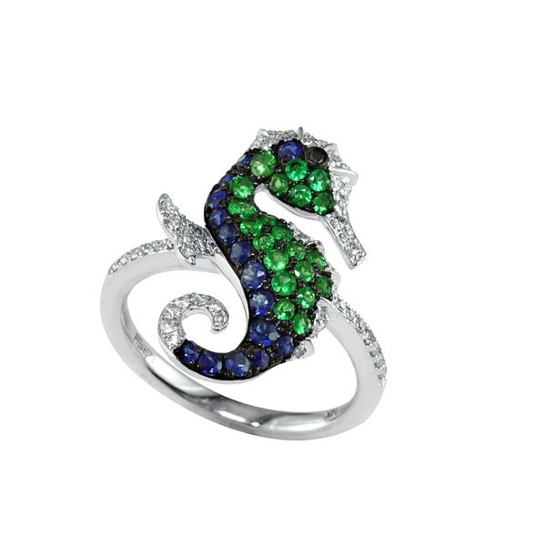 Seahorse Ring by EFFY Wesche Jewelers Melbourne, FL