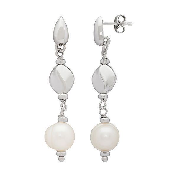 Freshwater Pearl Earrings by Honora Wesche Jewelers Melbourne, FL