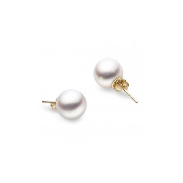 Akoya Pearl Stud Earrings by Imperial Pearl Wesche Jewelers Melbourne, FL