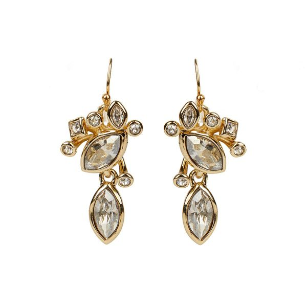 Crystal Cluster Earrings by Alexis Bittar Wesche Jewelers Melbourne, FL