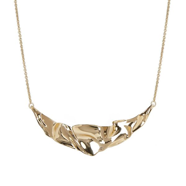 Crumpled Necklace by Alexis Bittar Wesche Jewelers Melbourne, FL