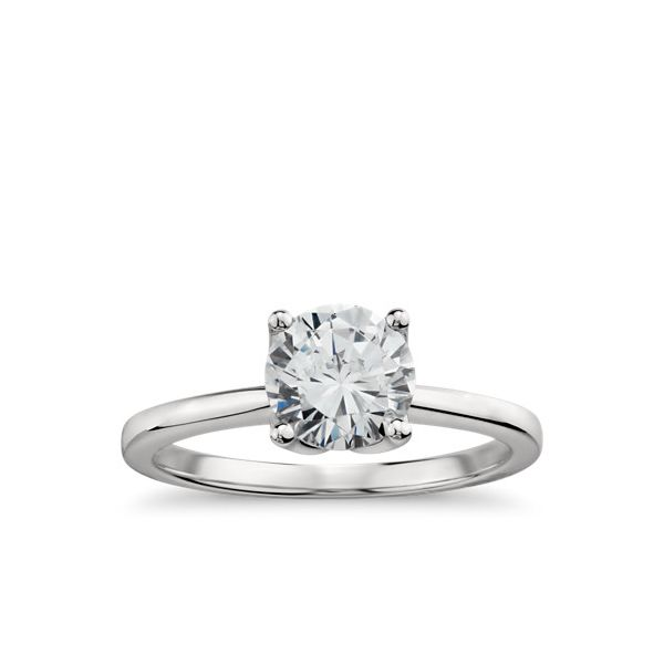 Engagement Solitaire Ring Whidby Jewelers Madison, GA