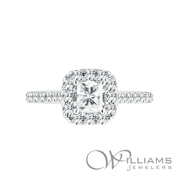 Complete Diamond Engagement Ring Williams Jewelers Englewood, CO