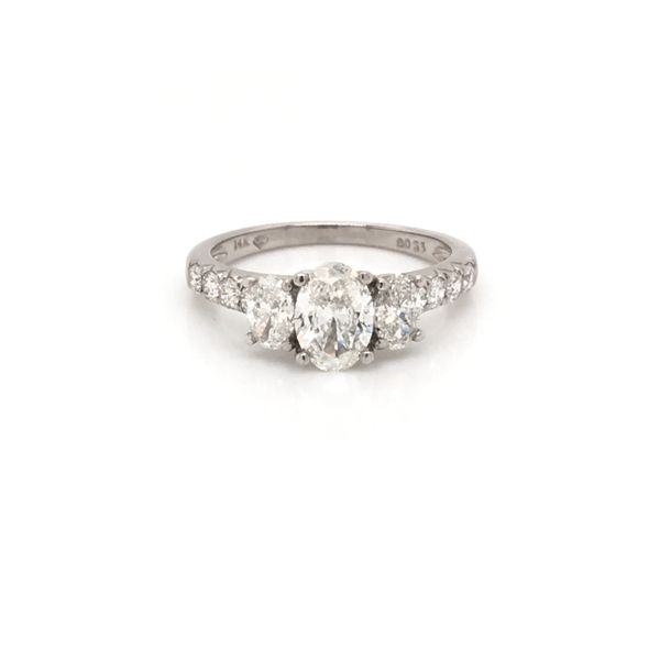 Complete Diamond Engagement Ring Image 5 Williams Jewelers Englewood, CO