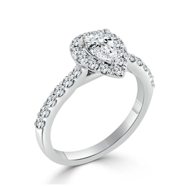 Williams Signature Diamond Engagement Ring Image 3 Williams Jewelers Englewood, CO