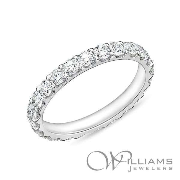 Memoire Diamond Anniversary & Wedding Band Williams Jewelers Englewood, CO