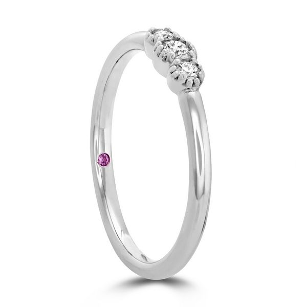 Hearts On Fire Diamond Anniversary & Wedding Band Image 3 Williams Jewelers Englewood, CO