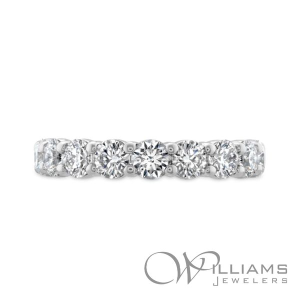 Hearts On Fire Diamond Wedding & Anniversary Band Williams Jewelers Englewood, CO