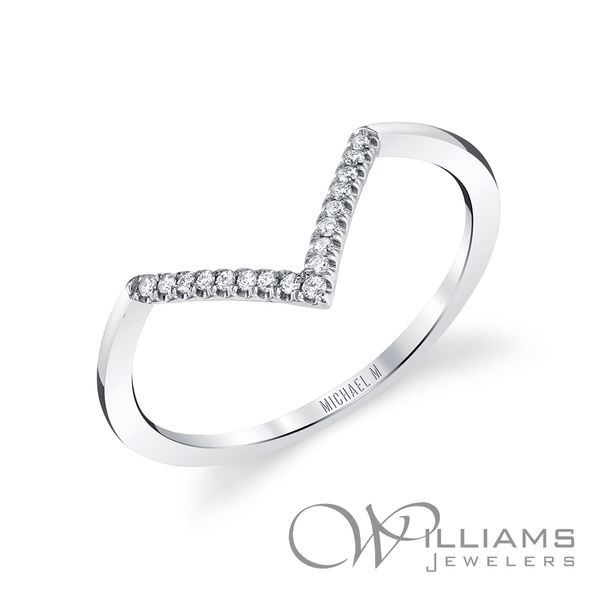 Michael M Diamond Wedding & Anniversary Band Williams Jewelers Englewood, CO