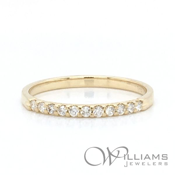 Williams Signature Diamond Wedding & Anniversary Band Williams Jewelers Englewood, CO
