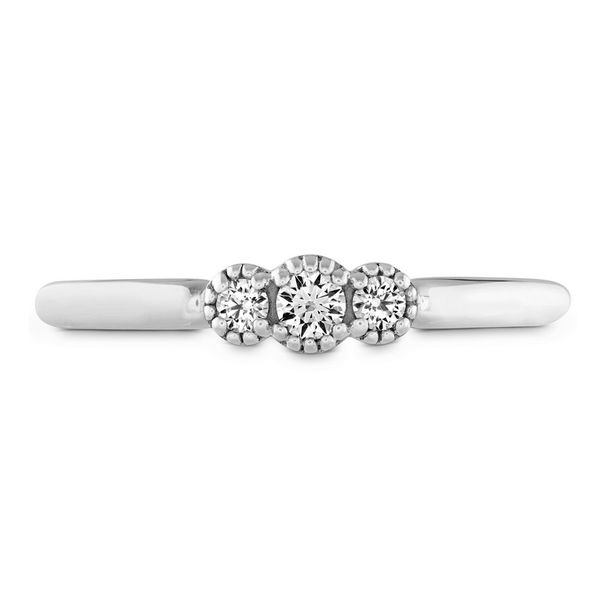 Hearts On Fire Diamond Wedding & Anniversary Band Image 2 Williams Jewelers Englewood, CO