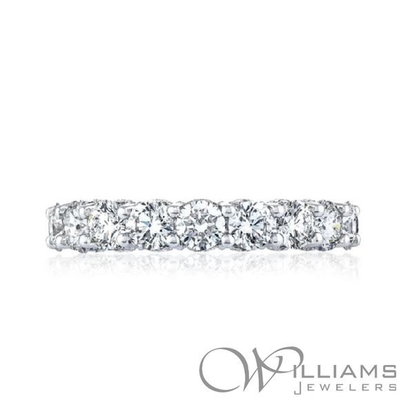 Tacori Diamond Wedding & Anniversary Band Williams Jewelers Englewood, CO