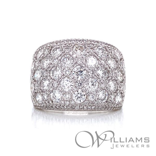 Williams Signature Women's Diamond Fashion Ring Image 3 Williams Jewelers Englewood, CO