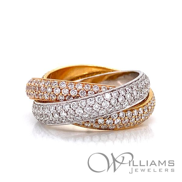Diamond Fashion Ring Image 2 Williams Jewelers Englewood, CO