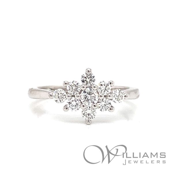Williams Signature Women's Diamond Fashion Ring Williams Jewelers Englewood, CO