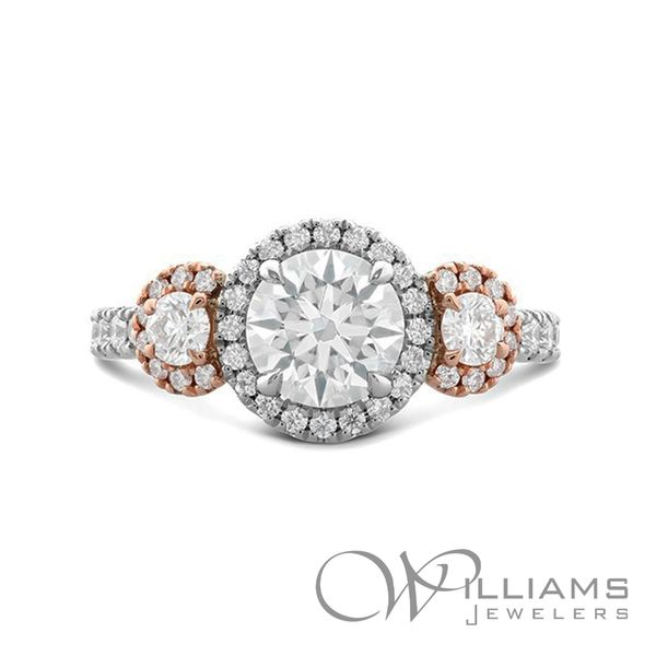 Hearts On Fire Bridal Engagement Ring Williams Jewelers Englewood, CO